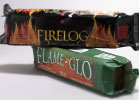 Image of Fire Logs In Packaging